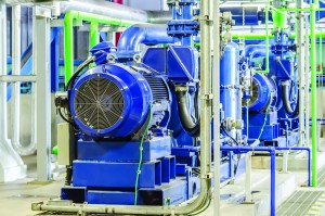 condensate pump of combined cycle power plant